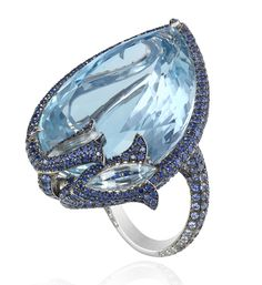 A ring from the Red Carpet Collection