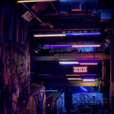 Arcade, Cyberpunk Rpg, Neon Licht, Neon Noir, Club Design, Purple Aesthetic, Night City, Imagines, Dream Life