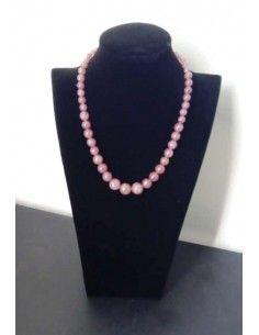 grossiste bijoux pierre lithotherapie bijoux pierre naturelle pas cher Pierre Quartz, Quartz Rose, Pearl Necklace, Pearls, Jewelry, Amethyst Necklace, Pendant Necklace, String Of Pearls, Jewlery