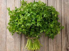 Les vertus santé du persil, l'herbe vitaminée