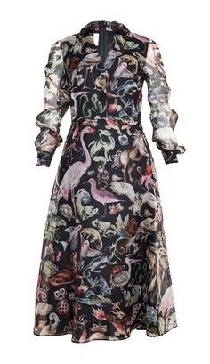 LN-CC Online Store - Men's and Women's designer clothing Valentino Women, 2015 Trends, Spring Summer Trends, Collar Dress, Spring Fashion, High Neck Dress, How To Wear, Outfits, Clothes