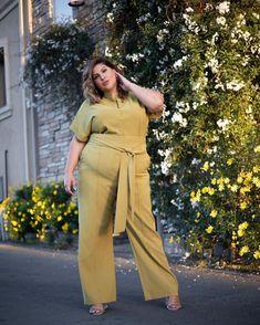 Jumpsuits, Curves, Dresses, Fashion, Overalls, Vestidos, Moda, Rompers, Bodysuit Fashion
