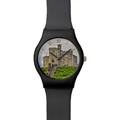 Norman-built Medieval Cardiff Castle, Wales Wrist Watches