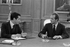 Suárez contra el rey : la otra historia de la Transición / @guerraeterna | #historierio #politiquerio