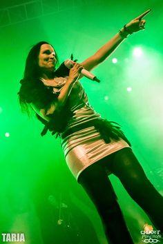 Tarja Turunen live at Le Transbordeur, Lyon, France. The Shadow Shows, 08/11/2016
