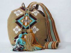 Luxy Mochila Shoulder Bag Sac à main  Borsa Wayuu  by PavanaFit