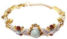 Handmade macrame bracelet ★ Mykonos ★