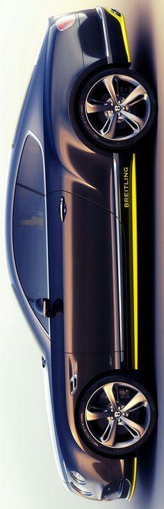 Bentley Continental GT Speed Breitling Jet Team Series Mulliner by Levon