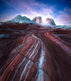 The Dragon's Tail in Arizona #imawanderer #arizona #wonderfulplaces #amazingplaces #travel #travelto