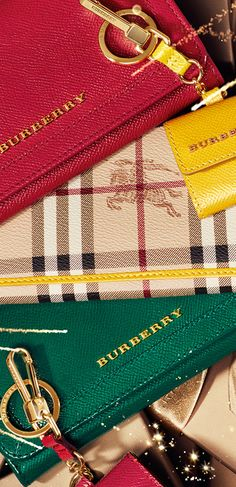 Explore little Lunar New Year gifts for her in vibrant colours and iconic check from Burberry
