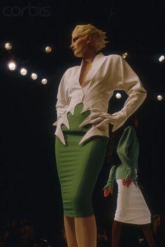 1989 - Thierry Mugler show
