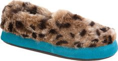 Acorn Tex Moc - Snow Leopard Textured - Free Shipping & Return Shipping - Shoebuy.com