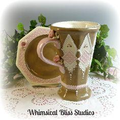 Duchess Mug with Saucer #512201-1