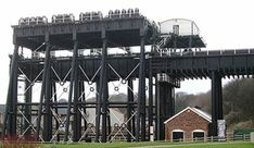 The Seven Wonders of the Waterways - The Anderton Boat Lift