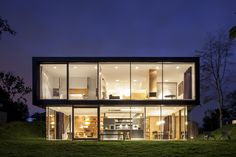 The-Stunning-Villa-V-by-Paul-de-Ruiter-Architects-Will-Steal-Your-Heart-12.jpg (818×545)