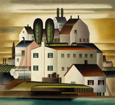 MFAH | The Museum of Fine Arts, Houston - Houses, Provincetown by Marie Delleney