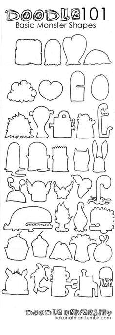 Doodles. Expresiones - lorin kandemir | illustrator | Pinterest ...