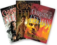 Christine is one of the best paranormal romance writers today and is best known for her Dark Series books. Highly recommend.