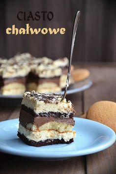 Sweet Recipes, Cake Recipes, Dessert Recipes, Tasty, Yummy Food, Polish Recipes, Russian Recipes, Food Cakes, Baking Tips
