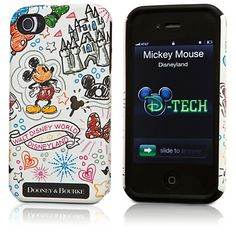 Mickey Mouse iPhone 4/4S case by Dooney & Bourke