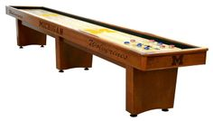 Use this Exclusive coupon code: PINFIVE to receive an additional 5% off the University of Michigan Wolverines Shuffleboard Table at sportsfansplus.com