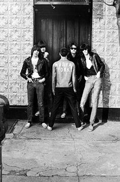 Los Ramones, Nueva York