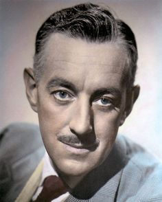 """ALEC GUINNESS ENGLISH ACTOR HOLLYWOOD MOVIE STAR 8x10"""" HAND COLOR TINTED PHOTO • $14.50 - PicClick"""