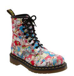Dr. Martens 'Sanrio' Boot #hellokitty