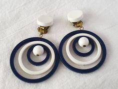 Plastic Earrings, Tea Lights, Candles, Vintage, Collection, Tea Light Candles, Candy, Vintage Comics, Candle Sticks