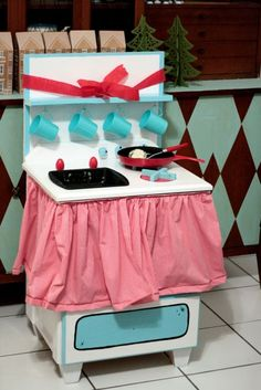 sweet homemade kitchen