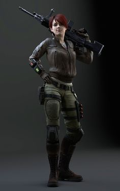Tweed, Resident Evil: Operation Raccoon City