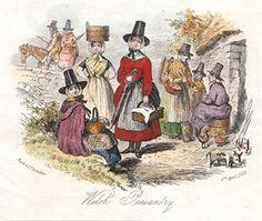 Welsh Peasantry.