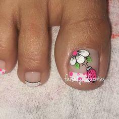 Manicure And Pedicure, Nail Art, Nails, Toenails, Mariana, Stickers, Simple Toe Nails, Polish Nails, Decorations
