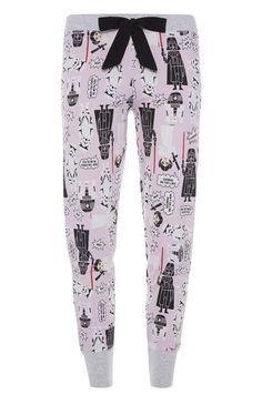 Star Wars Pink Leggings