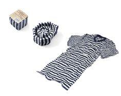 t shirt cube muji - travel packaging