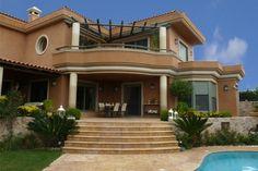 Διώροφη κατοικία στη Βάρη | vasdekis Mansions, House Styles, Home Decor, Mansion Houses, Homemade Home Decor, Villas, Fancy Houses, Interior Design, Home Interiors