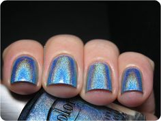 Color Club Holo Hues 2013 - Over the Moon