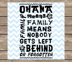 Ohana Means Family SVG File .SVG PNG DXF  Ohana SVG file for any compatible electric cutting machine. Download the file attached and import the image into any compatible cutting machine software.  ---------------PLEASE NOTE: This listing is for digital download only. No physical items will be mailed. -----------  Sizing can be adjusted inside your software.  By purchasing this item you agree to not distribute or resell the file(s) contained in this download. Etsy will send your download link…