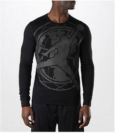Jordan Men's Air Toronto Long-Sleeve T-Shirt Jordan 2016, Toronto, Jordans, Urban, Long Sleeve, Sleeves, T Shirt, Jackets, How To Wear