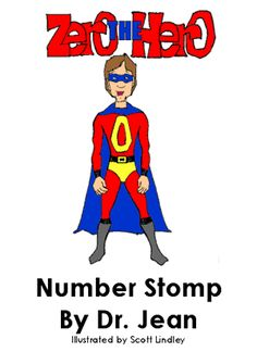 "Dr; Jean has a great ""Number Stomp"" song on her Just for Fun CD.   Here's a book to download for free that goes along with it.  (I am ordering the CD, but I think I'll go ahead and chant this song with my kids in the meantime.)"