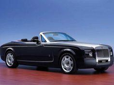 2004 Rolls Royce 100EX Centenary Experimental Car