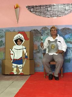 Rey y caballero EBDV 2015 Linaje Real Templo Monte Horeb Cd. juarez