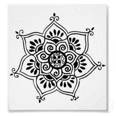 This is the pattern for my first tattoo !
