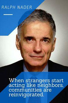 #RalphNader Quote