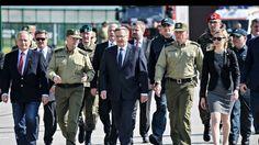 Bronisław Komorowski: Musimy wzmacniać potencjał obronny granicy...