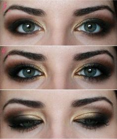 LOLO Moda: Beautiful eyes makeup