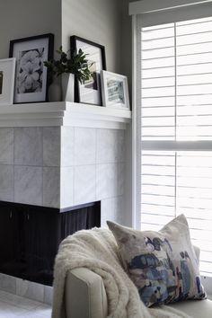 eggshell home open floor plan living and dining room modern glam