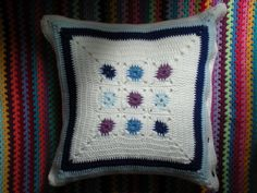 my first cushion
