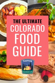 Denver and the surrounding cities are becoming more and more popular for the local cuisine and some of the best restaurants in the country! Here is a list of the best food and restaurants in Colorado! Denver Colorado, Road Trip To Colorado, Visit Colorado, Usa Travel, Travel Tips, Travel Guides, Resorts, Coastal Grill, Honeydew And Cantaloupe