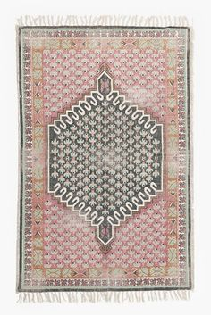 Medium Poppy Field Rug | New Arrivals | French Connection
